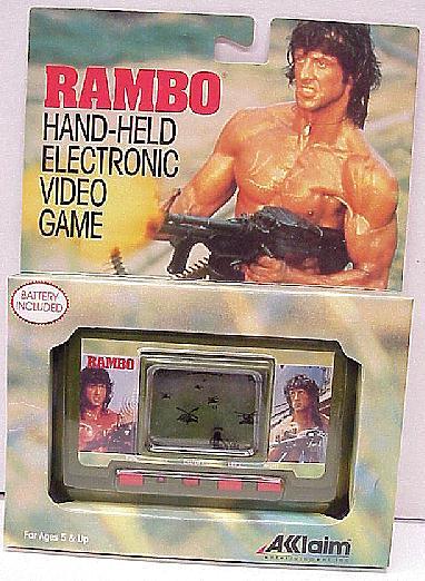 Acclaim Rambo