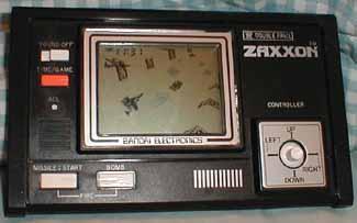 Vos années 80-85 en matière de loisirs électroniques Bandai-ZaxxonLCDOn