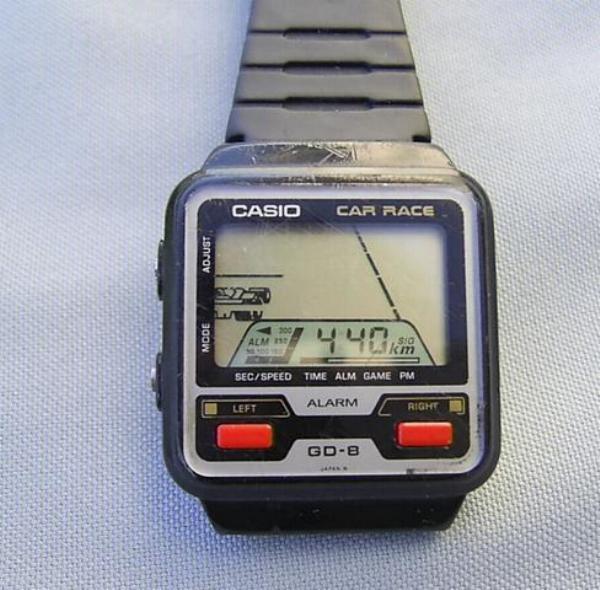 19c6cfb545b3 Casio y sus reloj de pulsera con juegos - Imágenes en Taringa!