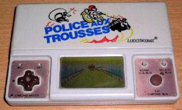 console portable vtech
