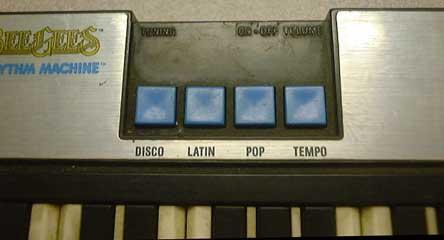 rhythm machine piano
