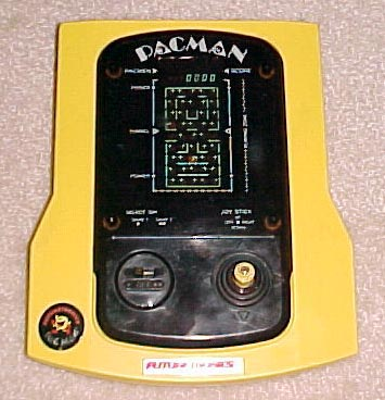Pac-Man Video Game Controller Console