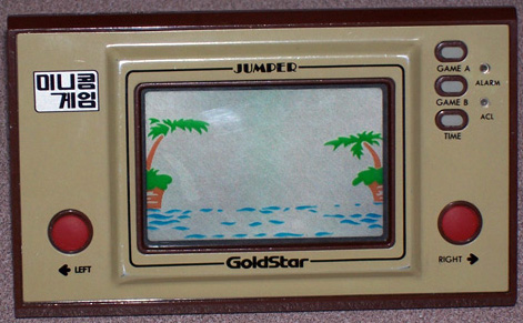 GoldStar- Jumper