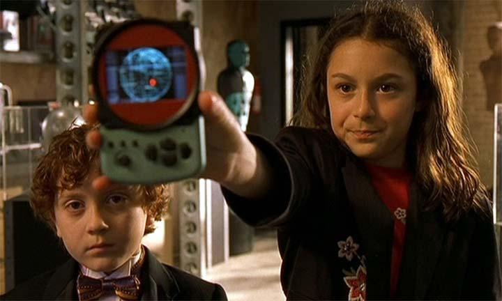 Kid Spy Dad Was A Spy Movie