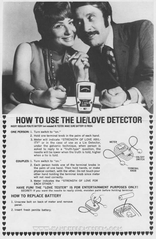 nintendo love tester the love tester 521x800
