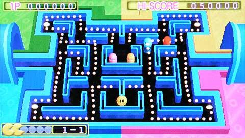 скачать игру Pacman на Psp - фото 7