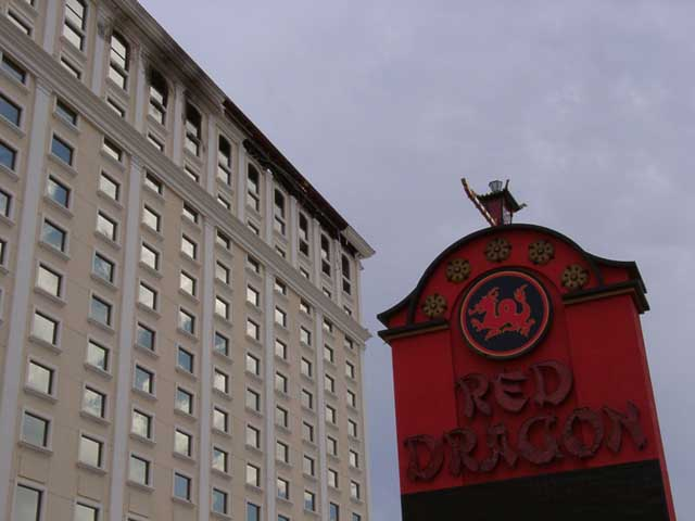 red dragon casino las vegas