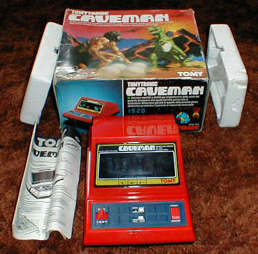 U Batteries Tomy Caveman
