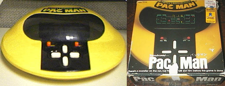Tomy-PacMan