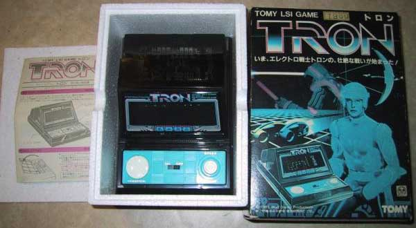 What Is Plastic Made Of >> Tomy Tron