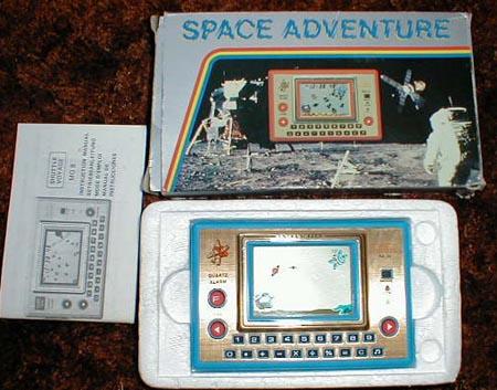 Space Adventure de Tronica
